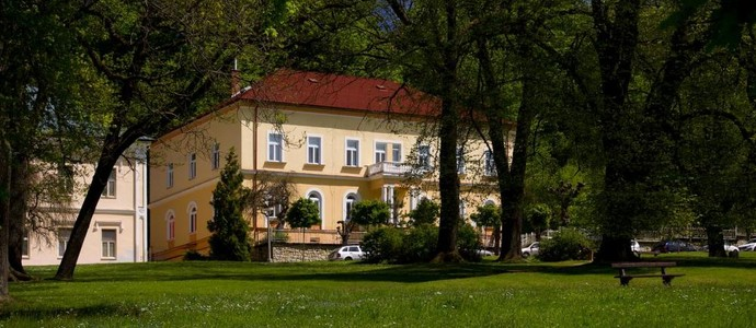 Lázeňský dům Šárka Lázně Kynžvart