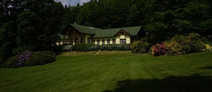 Lázeňský dům Šárka Lázně Kynžvart 1122598266