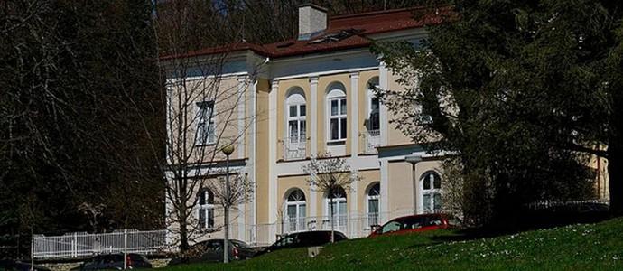 Lázeňský dům Libuše Lázně Kynžvart