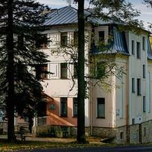 Lázeňský dům Praha Lázně Kynžvart