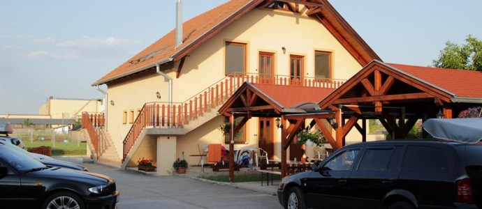 Privat Kosár Apartmány Veľký Meder 1154351331