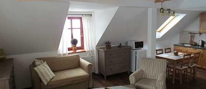 Apartmány KabošPetra Bedřichov