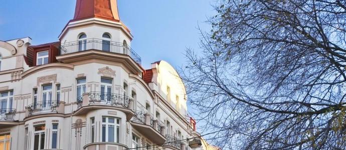Bear Fountain Residence Praha