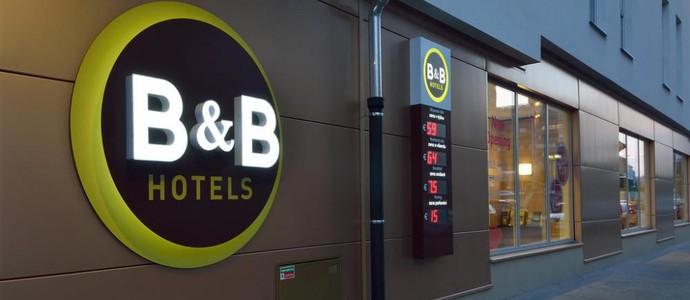 B&B Hotel Prague-City Praha 1124589073