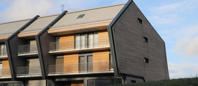 Hexagon Aparthotel Klínovec Views Loučná pod Klínovcem 1125955117