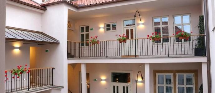 Hotel Golden Key Praha