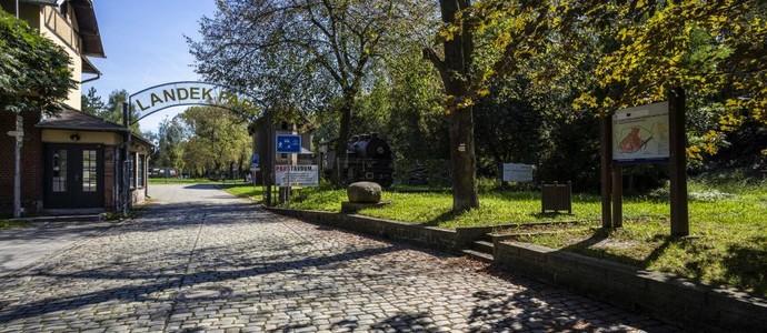 LANDEK PARK Ostrava