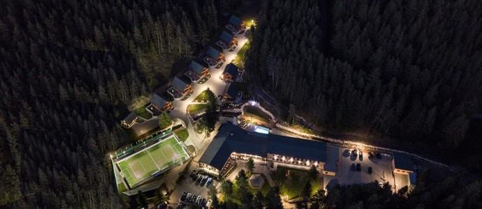 Lopušná dolina Resort - CHATY Lučivná