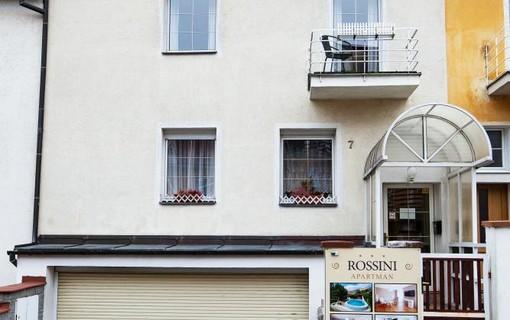 Pobyt se vstupem do AQUAFORA na 2 noci-Apartmány Rossini 1154360395