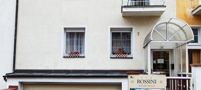 Apartmány Rossini Františkovy Lázně