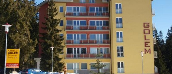 Apartmány Golem E7&C7 Tatranská Štrba