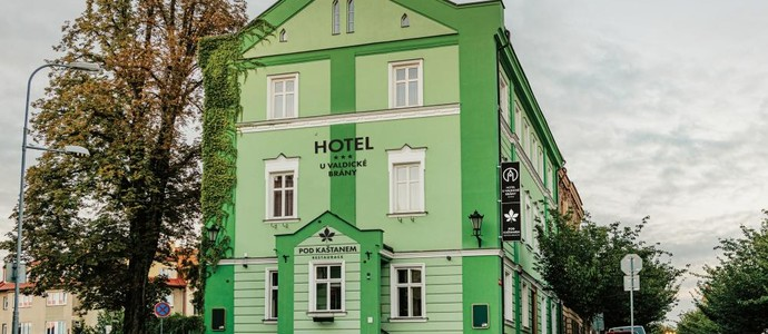 Hotel U Valdické brány Jičín