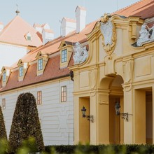 Anton Florian, zámecký hotel Valtice