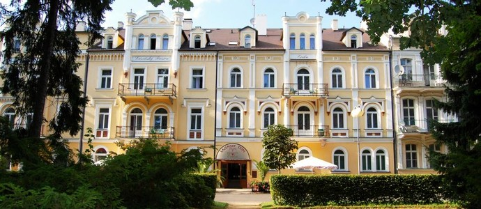 Lázeňský dům Erika Františkovy Lázně 1136978785