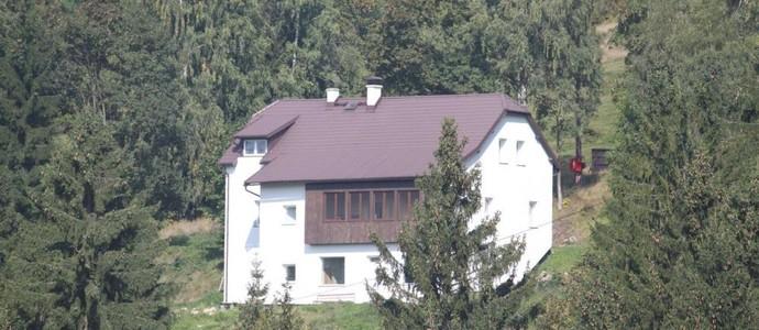 Horská chata Hubertus Albrechtice v Jizerských horách