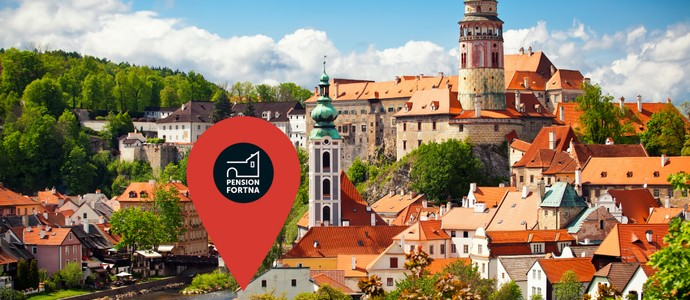 Penzion Fortna Český Krumlov