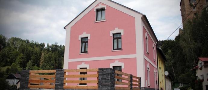 Apartmány v Podhradí Bečov nad Teplou