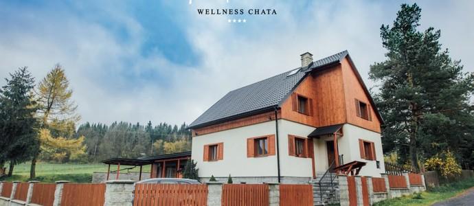 Wellness Chata Relax Ostružná
