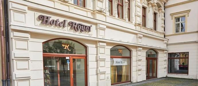 Hotel ROYAL Chomutov