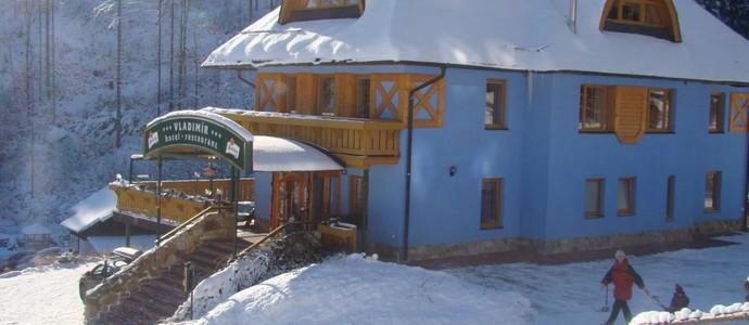 Hotel Vladimír Janské Lázně