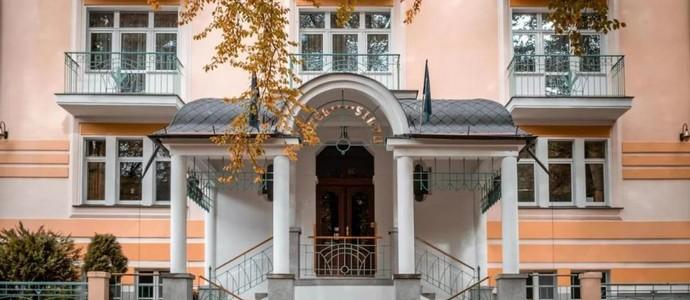 Spa Hotel Silva Mariánské Lázně