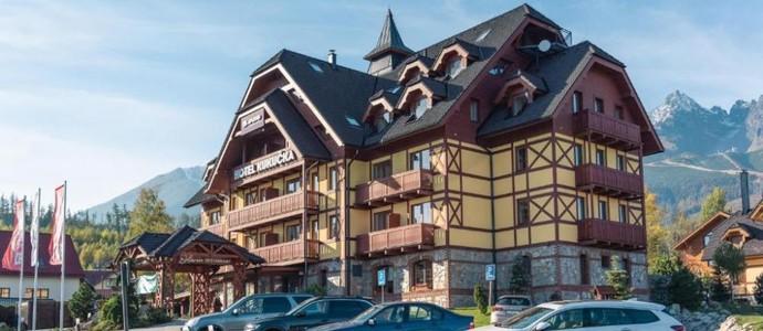 AC Apartmán A403 - Hotel Kukučka Tatranská Lesná