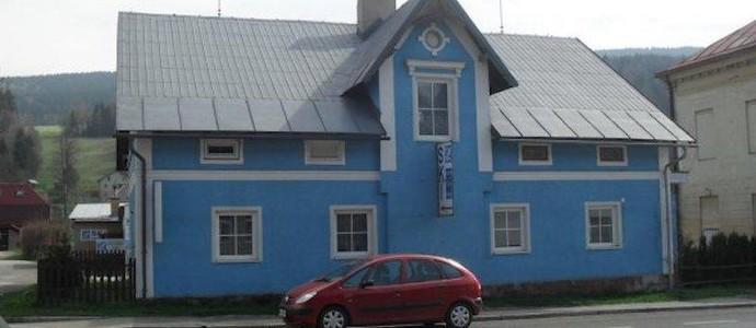 Penzion Modrý Dům Horní Maršov