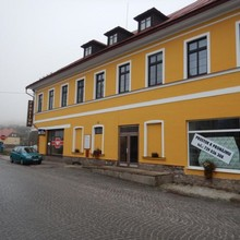 Penzion U Hlaváčů Horní Maršov