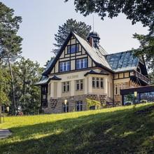 Vila Čapek Branžež