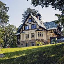 Vila Čapek - Branžež
