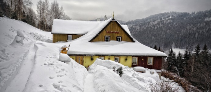 Roubenka Kristýnka Pec pod Sněžkou