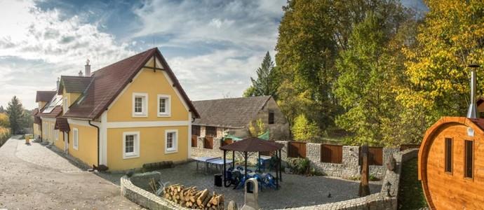 Apartmány u Zlaté rybky Staňkov