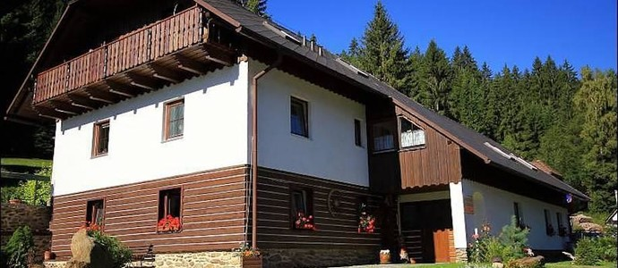Ubytování U Čermáků Horní Vltavice