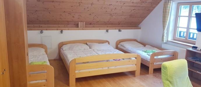 Apartmány Na Lapce Kvilda 1138527045
