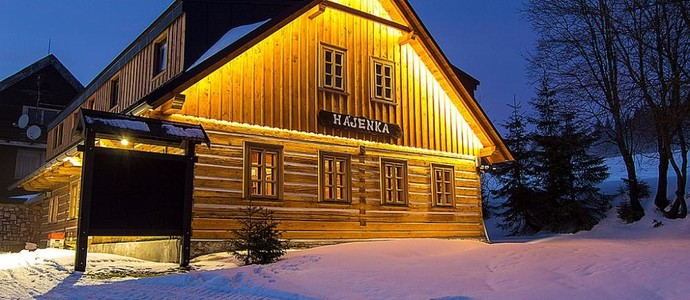 Horská chata Hájenka Černý Důl
