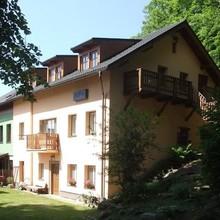 Chata Artur Černý Důl
