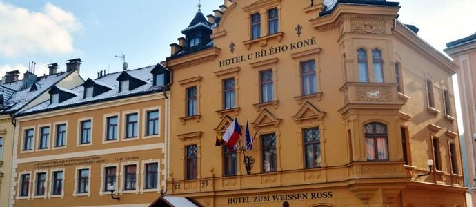 Hotel U Bílého Koně Loket