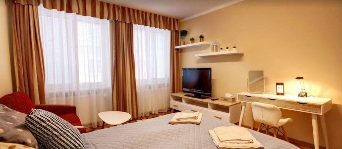 Old Town Apartment Cheb 1138006343