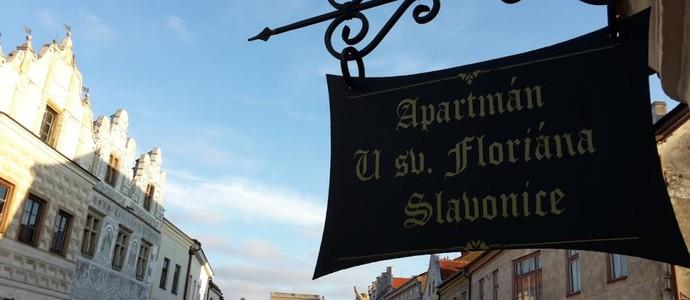 Apartmán U sv. Floriána Slavonice