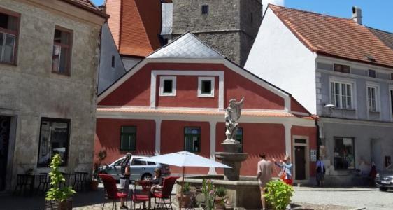 Apartmán U sv. Floriána Slavonice 1139717247