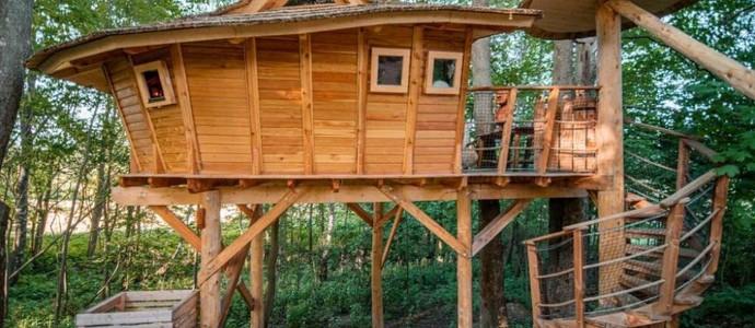 Tree houses Sněžník Dolní Morava