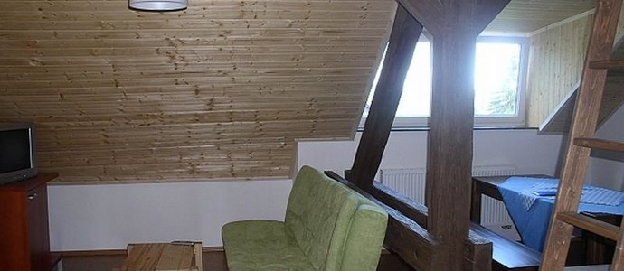 Apartmány Cederika Věžovatá Pláně 1137700149