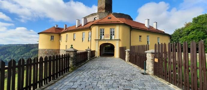 Penzion hradu Svojanov