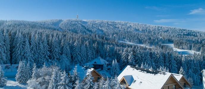 Ski Chalet Klinovec Loučná pod Klínovcem