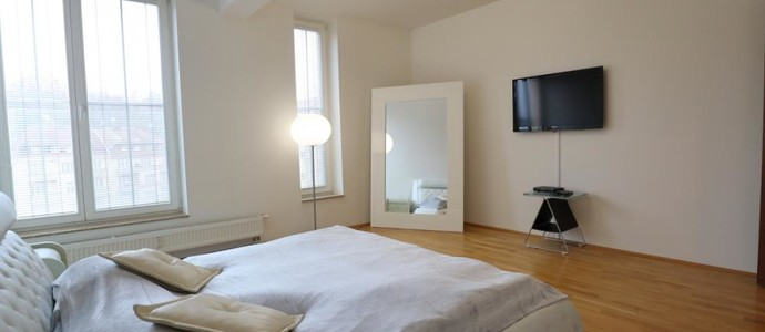 Glorion Apartments - White Karlovy Vary