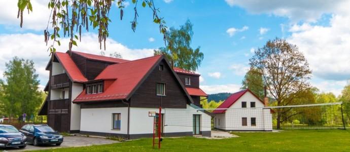 Dům U Jezera Nová Pec