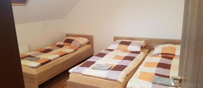 Ubytování Žižkova 252 Pacov 1138826523