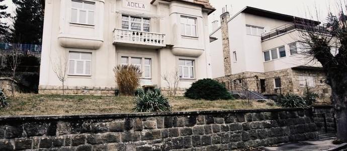 Apartmány Vila Adéla Luhačovice