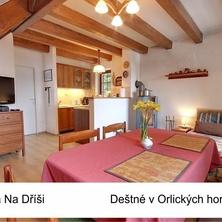 Chata Na Dříši - Deštné v Orlických horách