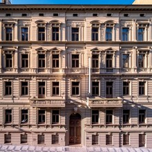 Rezidence Římská 14 Praha